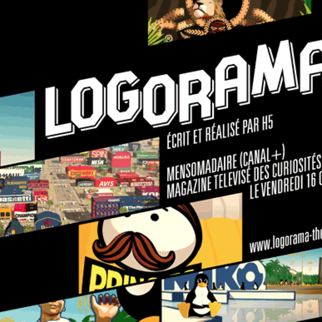 logorama, blog Joli Projet, logo, marque