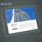 ADEQUATE FACADE création site internet Nîmes