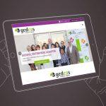 Refonte du site internet de GEDEAS par Joli Projet à Nîmes