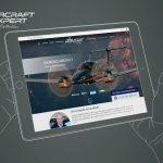 Site internet de ATA par Joli Projet