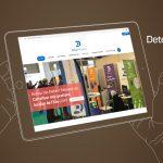 Site internet de Detect Réseaux par Joli Projet