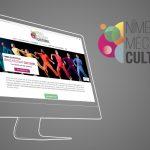 Site internet de Nîmes Mécénat Culturel par Joli Projet