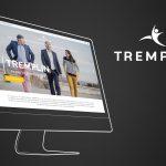 Site internet de Tremplin par Joli Projet